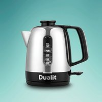 Domus 1.5L Stainless Steel Electric Kettle