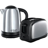 Toaster and 1.7 L Kettle Set