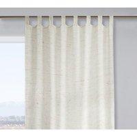 Zachary Tab Top Room Darkening Thermal Single Curtain