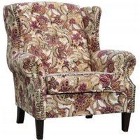 Bitter Root Wingback Chair