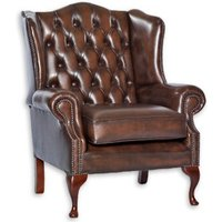 Queen Mary Wingback Chair
