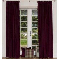 Akatlar Matte Eyelet Blackout Thermal Curtains