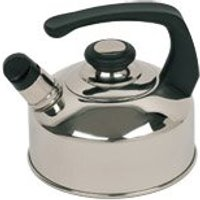 Cristall 1.75 L Stainless Steel Whistling Stove Top Kettle