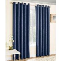 Abbingt Eyelet Room Darkening Thermal Curtains