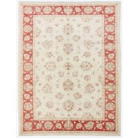 Edgerton Hand Knotted Wool Beige Rug