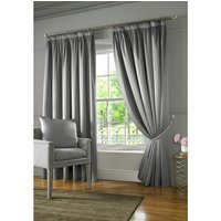 York Pencil Pleat Room Darkening Thermal Curtains