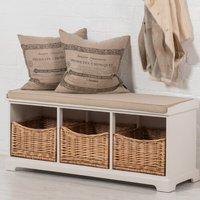 Lummen Upholstered Storage Bench