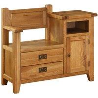 Millais Wood Storage Bench