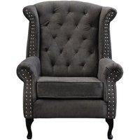 Galilee Wingback Chair