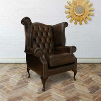 Charlemont Scroll Wingback Chair