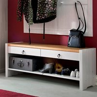 Hedley Solid Wood Storage Bench