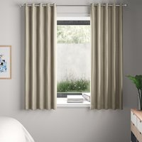 Eyelet Room Darkening Thermal Curtains
