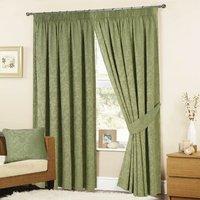 Turin Semi-Sheer Thermal Curtains