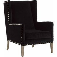Amber Wingback Chair
