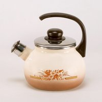 Herbstlaub Whistling Stove Top Kettle