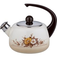 Venezia 1.9 L Stainless Steel Whistling Stovetop Kettle