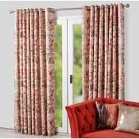 Lilith Eyelet Room Darkening Thermal Curtains