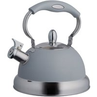 Living 2.5L Stainless Steel Whistling Stovetop Kettle