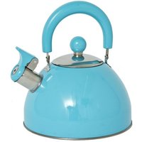 2.5 L Stainless Steel Whistling Stovetop Kettle