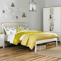 Albertson Bed Frame with Low Footboard