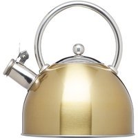 LeXpress Whistling Induction-Safe 1.87L Stove Top Kettle