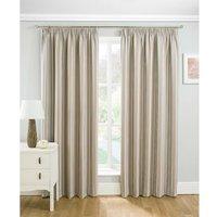 Drumacullin Pencil Pleat Room Darkening Thermal Curtains