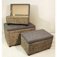 Copenhaver Upholstered Storage Bench