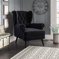 Russett Wingback Chair