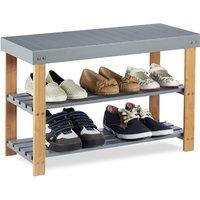 Arcola Wooden Storage Bench
