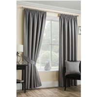 Wike Pencil Pleat Blackout Thermal Curtains