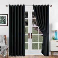 Coria Eyelet Blackout Thermal Curtains