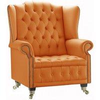 Hamza Queen Anne Wingback chair