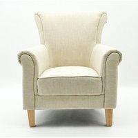 Plain Wingback Chair
