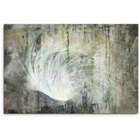 Enigma Abstract 1206 Graphic Art Print on Canvas