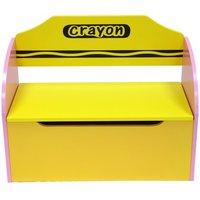 Bebe Style Toy Storage Bench