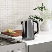 Perth Sleek 1.7L Stainless Steel Electric Kettle