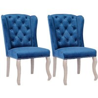 Adrianna Upholstered Dining Chair (Set of 2)