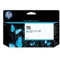 HP 70 130-ml Light Cyan Ink Cartridge