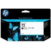 HP 72 130-ml Matte Black Ink Cartridge.