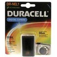 Duracell Replacement Digital Camera battery for Nikon EN-EL1.