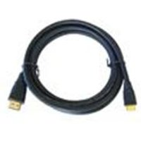 Cables Direct 2M HDMI CM-AM 1.3B GOLD