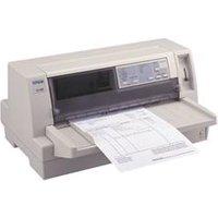 Epson LQ 680Pro Mono Dot-Matrix Printer.