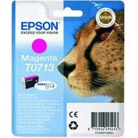 Epson T0713 DURABrite Ultra Ink Catridge - Magenta.