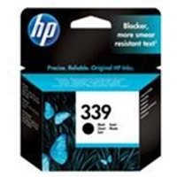 HP 339 Black Original Ink Cartridge