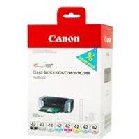 Canon CLI-42 Multipack (8 Colour) Ink Tank