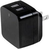 StarTech.com USB Wall Charger 17W / 3.4A x2