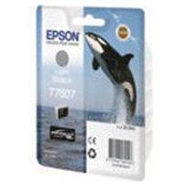 Epson T7607 Light Black Ink Cartridge SureColor SC-P600 Printers