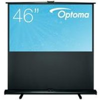 Optoma 46 Pull Up Projector Screen