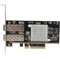 StarTech.com 2-Port 10G Fiber NIC-Open SFP+
