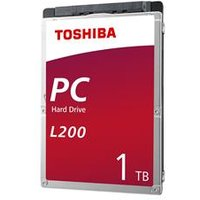 Toshiba L200 1TB 2.5 5400rpm 8MB SATA Internal HDD